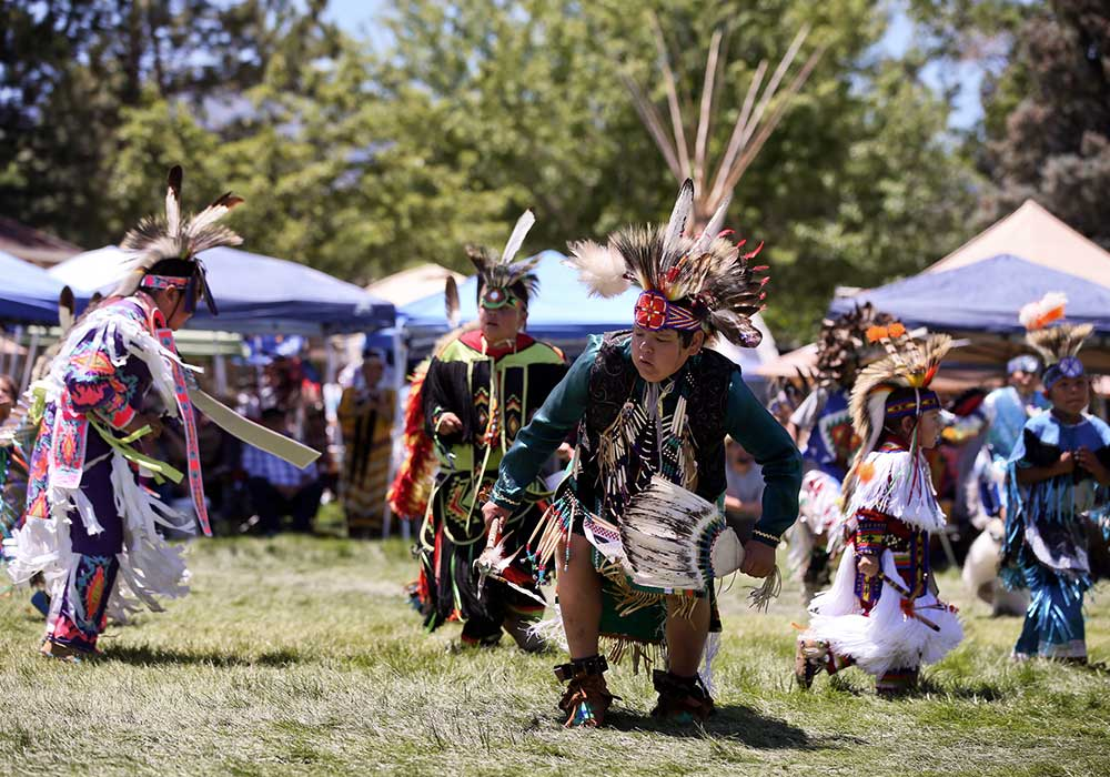 STEWART FATHER'S DAY POWWOW - Carson City Summer Activities
