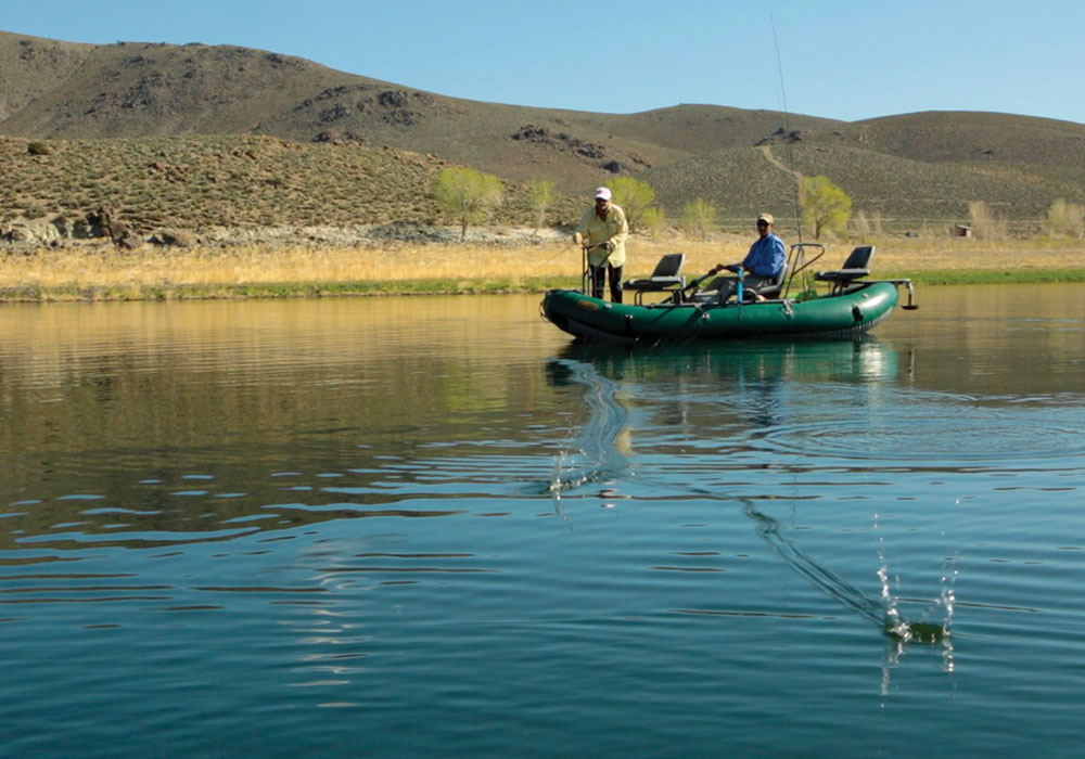 TOPAZ FISHING DERBY - Carson Valley Winter Activities