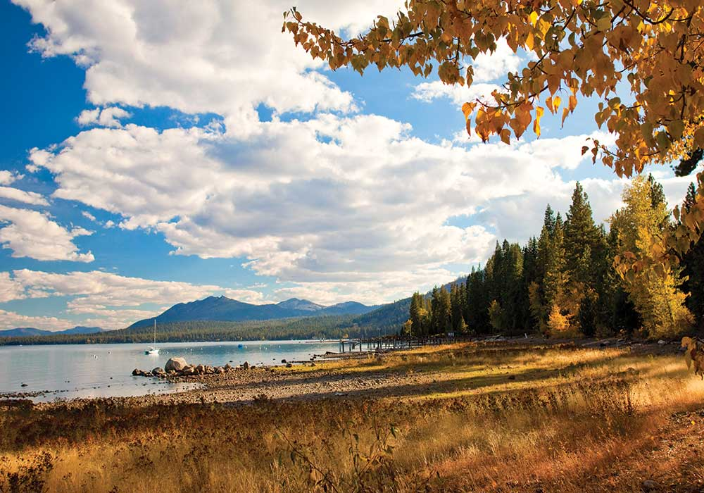 North Lake Tahoe Fall Activites