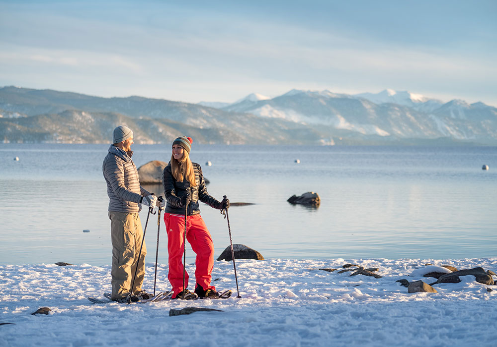 SNOWSHOEING NORTH LAKE TAHOE - Winter Activities