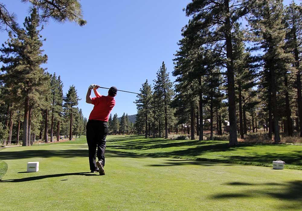 Golf - Reno/Sparks Summer Activities