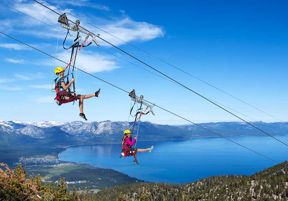 HEAVENLY'S EPIC DISCOVERY - South Lake Tahoe Summer Activities