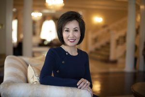 Nevada's first lady Kathy Sisolak