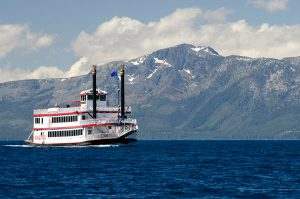 THE M.S. DIXIE II - South Lake Tahoe Fall Activites
